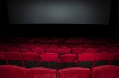 Image courtesy of Empty Seat on Row In Theater With Movie Screen Stock Photo by kittijaroon, from http://www.freedigitalphotos.net/